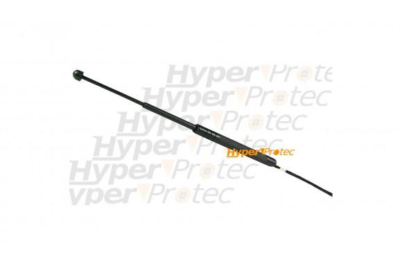 Matraque télescopique entraînement nylon 56 cm