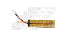 Batterie Large 3300 mAh 8.4V - type large