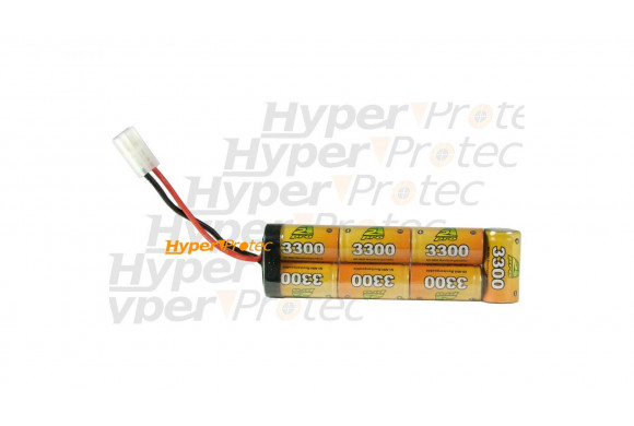 Batterie Large 3300 mAh 8.4V - type large