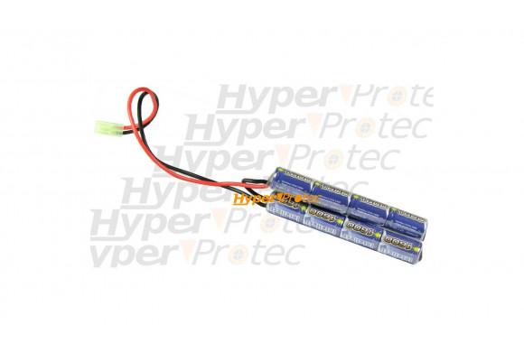 Batterie 1600 mAh 9.6V - type mini