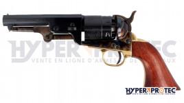 Revolver Poudre Noire 1851 Navy Yank Sheriff - Calibre 44