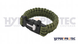 Bracelet Paracorde Tactical Ops