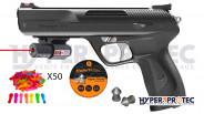 Pack Pistolet à Plomb Stoger XP4