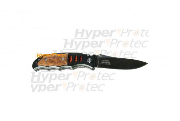 Couteau pliant - Lake Sentinel Hardwood