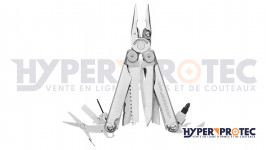 Multipurpose outils Leatherman Wave +