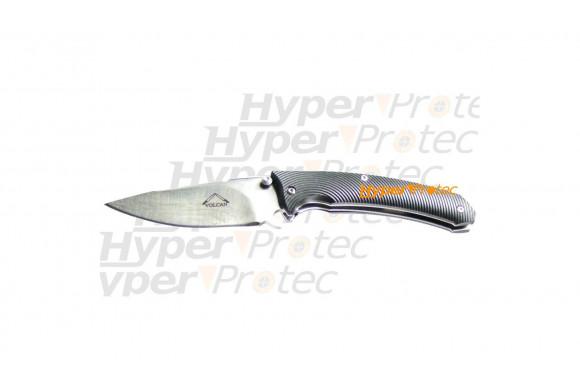 Petit couteau pliant ouverture assistée - Volcan Coronado