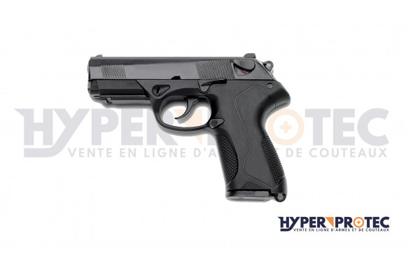 Pistolet alarme 9 mm noir Bruni P4