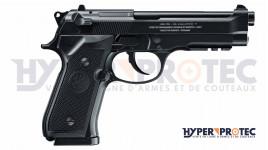 Pistolet billes acier Beretta 92A1 - calibre 4.5mm bbs