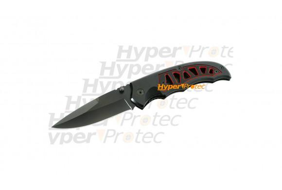 Couteau pliant noir - Arkansas
