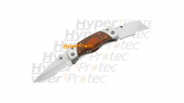 Couteau lame crantée avec cutter - Cutcran
