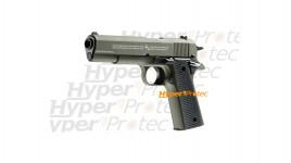 Colt Government 1911 ODG - Pistolet alarme + boîte