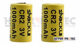 Pile Shockli lithium-ion - CR2