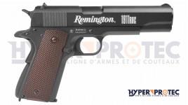 Pistolet à billes d'acier Crosman Remington 1911RAC - calibre 4.5mm bbs