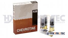 Cartouche Calibre 16 Chevrotine FOB Tratidion
