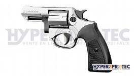 revolver alarme Competitive chromé