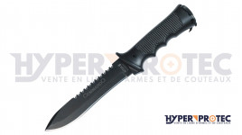 Aitor Commando - Poignard de Survie - HyperProtec