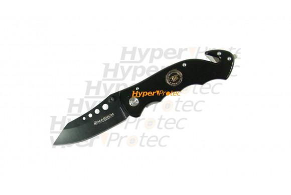 Couteau pliant United States Navy - Noir