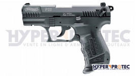 Walther P22 - Pistolet Alarme