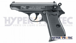 Walther PP - Pistolet Alarme
