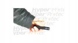 Lampe rechargeable Micro Fire Led Lenser V² noire + étui