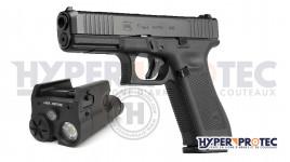 Pack Glock 17 Gen 5 - Pistolet Alarme