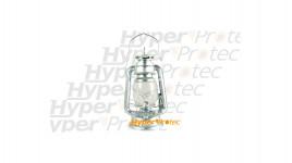 Lampe lanterne à huile US aluminium - 28 cm