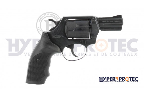 Revolver de defense Safegom a balle caoutchouc