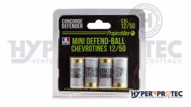 Concorde Defender Mini Defend-Ball Chevrotines- Cartouche Calibre 12