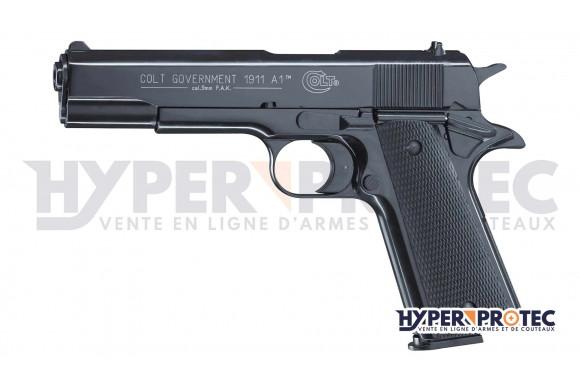 Colt Government 1911 A1 9 mm PAK