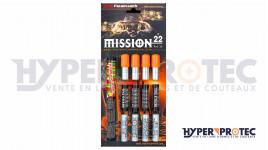 Mission 22 - Fusée Pour Pistolet D'Alarme