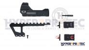 UX Race Gun Set - Pistolet Bille Acier
