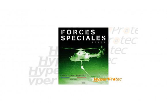 Livre - Forces Spéciales Terre