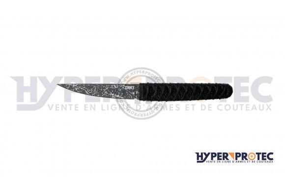 Schrade couteau double lame