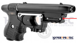 Jet Protector JPX2 Laser - Pistolet Lacrymogène