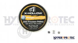 Stoeger X-Hollow - Plomb 5.5 mm