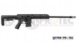 Coffre fort Infac gamme classic 14 armes, 11 avec lunette + 3 armes dans la porte