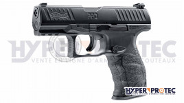 Pistolet de défense spray au poivre Guardian Angel III - noir