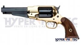 1858 Remington Texas Sheriff - Revolver Poudre Noire