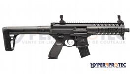 Sig Sauer MPX ASP carabine à plomb couleur Noir