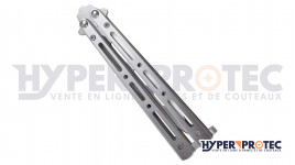 Ensemble de 3 couteau de lancer Perfect Point Chrome spider