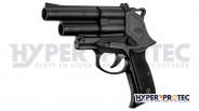 GC 54 noir DA 2 coups - Gomm Cogne arme de défense cal 12 50