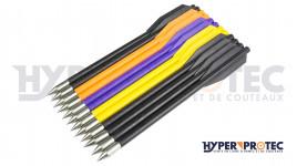 Hyper Access Color PVC Arrow - Flèche pistolet arbalète