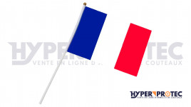 Mini Drapeau France 14x21