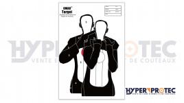 MTech USA Xtreme Hachette avec étui en cordura noir