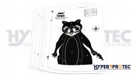 Hyper Access Raccoon - Cible de Tir