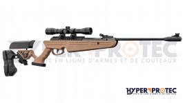 Pack BO Manufacture Quantico - Carabine à Plomb - Couleur Tan