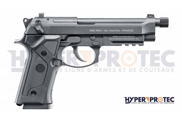 Beretta M9A3 - Pistolet Bille Acier