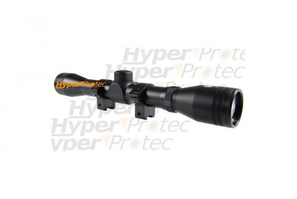 Lunette de tir Ruger 4x32 (pour rail 11 mm)