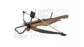 Fusil arbalète de décoration médiévale