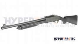 Marui M870 Tactical - Fusil à Pompe Airsoft Gaz